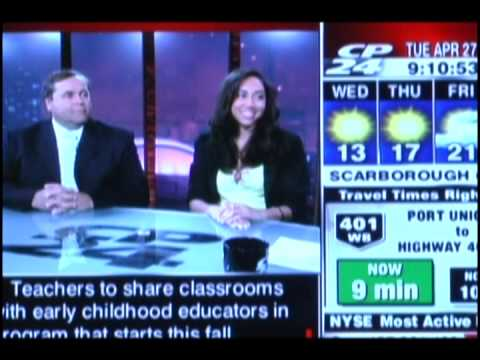 Shannon on CP24