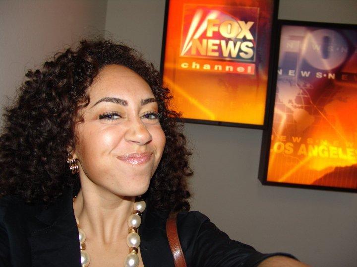 Shannon on Fox TV News