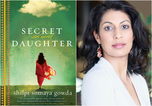 The book secret daughter by shilpi somaya gowda news