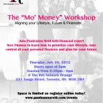 Mo Money Flyer