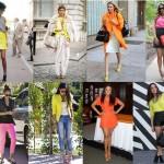 neon fashion trend jessica alba