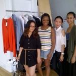 My fantastic interns! xoxo