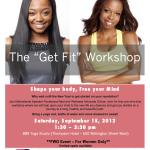 Get Fit Flyer