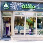 Titika Activewear Queen Street location