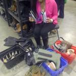 My last visit to The Petite Feet Sample Sale