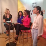 Pauleanna on Daytime Toronto/Rogers TV