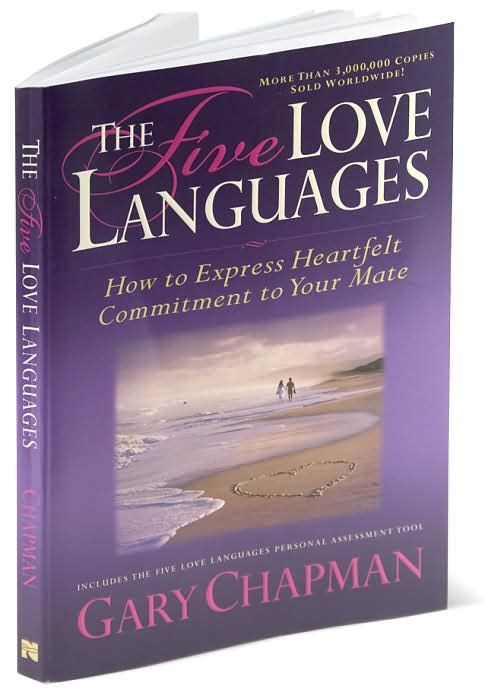 Quotes 5 Love Languages : love languages book the five love languages book