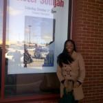 Meeting my mentor Sistah Souljah