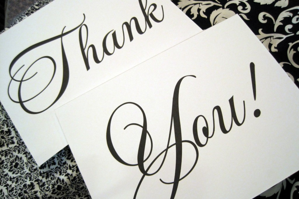 relationships 15 ways to say thank you