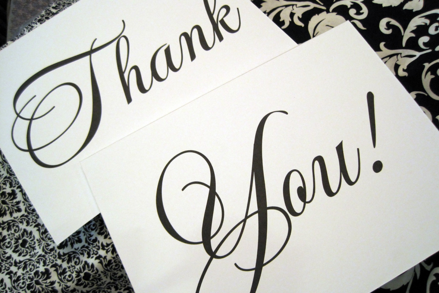 thank you note thank you note full size image