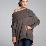Hickory cashmere oversized cowl neck sweater - $228.00 (Bluefly.com)