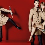 Romeo Beckham models for Burberry Spring 2013 collections ad campaign
