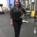 Alyssa Velez, Personal Trainer