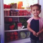 Ashlei's daughter Olivia