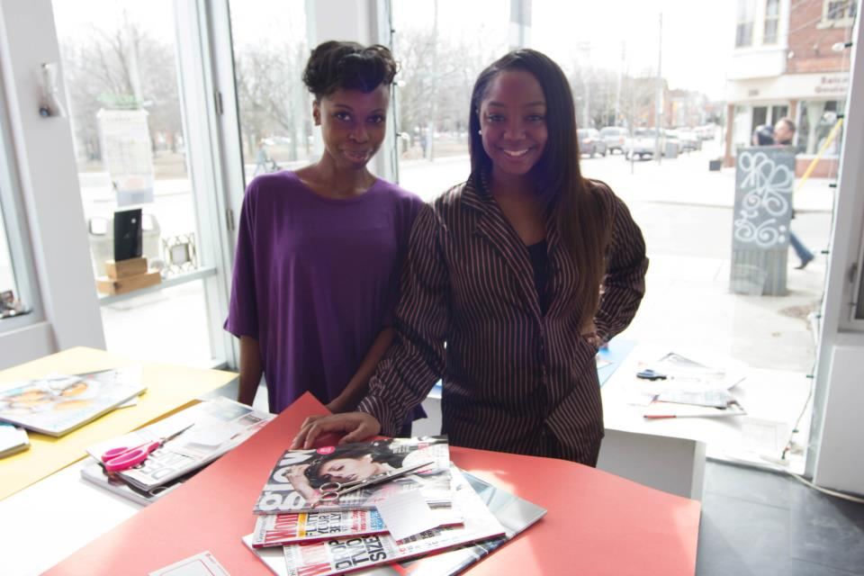 [video] Pauleanna Reid & Chivon John Host The Dreamweaver Effect: Vision Board Workshop