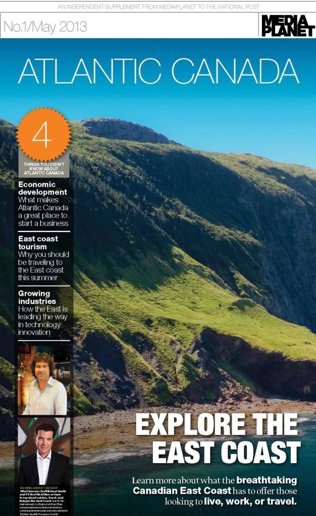 Atlantic Canada Cover