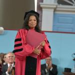 Oprah Winfrey at Harvard University