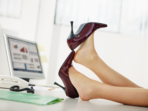 5 Power Moves To Help You Shine Both In & Out Of The Office