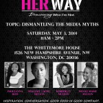 You're Invited To: 'Conversations Her Way' In Washington, DC
