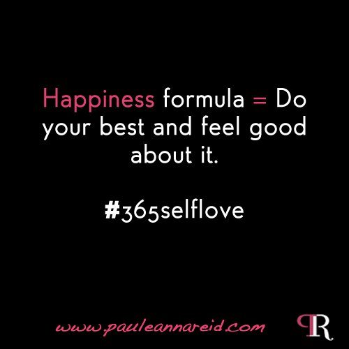 The Happiness Formula You Should Practice Daily