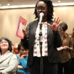 Q&A session: Tameka Lawrence