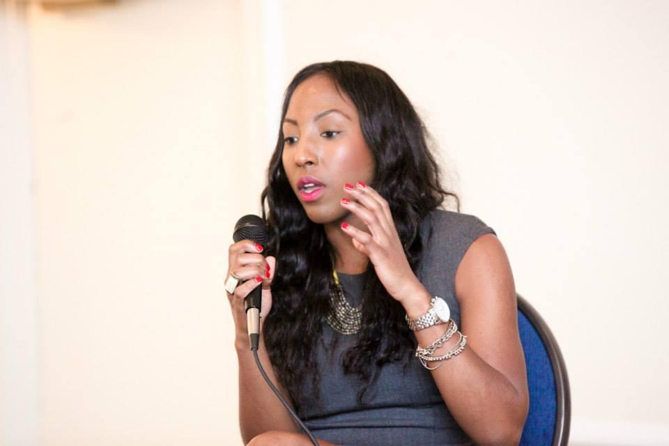Panelist:  Kimberley McLeod