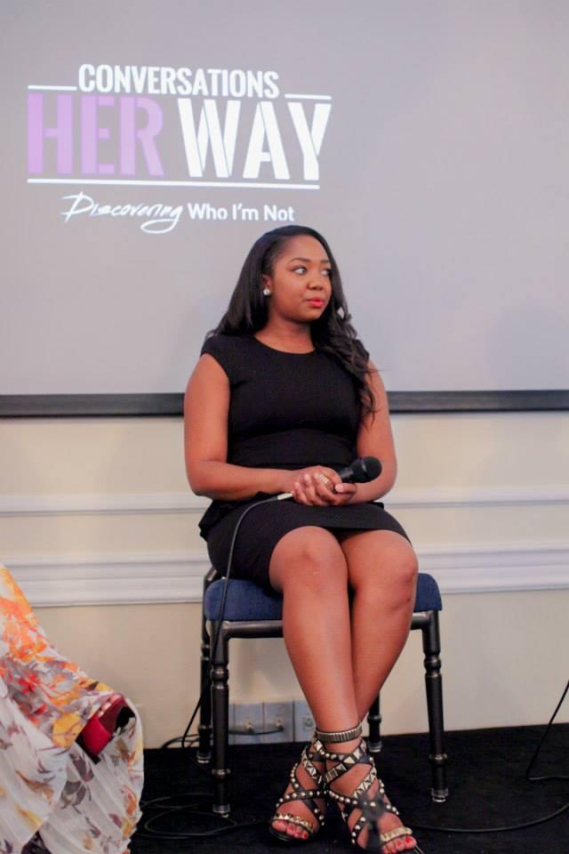 Panelist: Pauleanna Reid