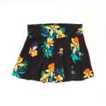 Rumors Skirt in Black, $60