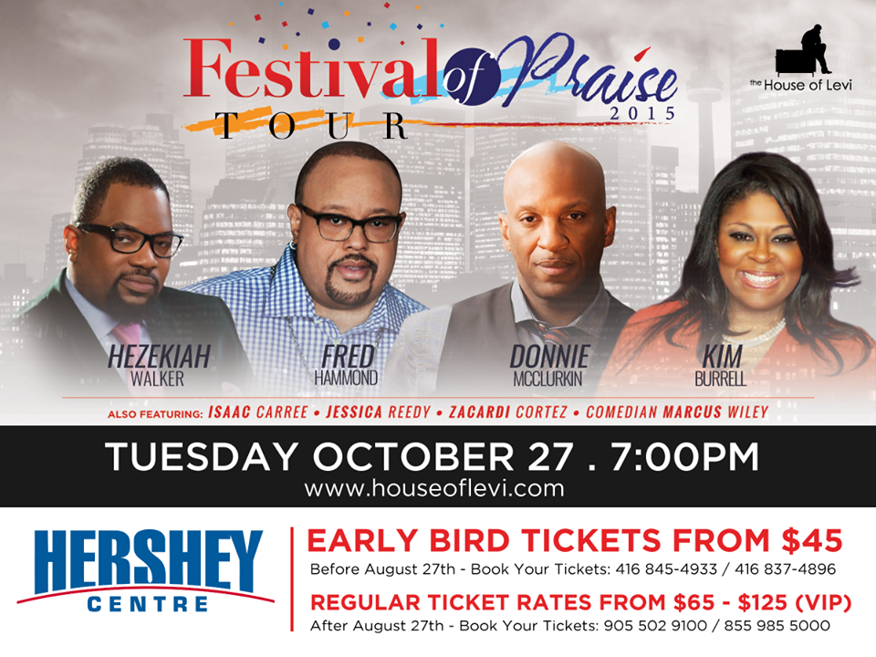Festival of Praise @ Hershey Centre  | Mississauga | Ontario | Canada