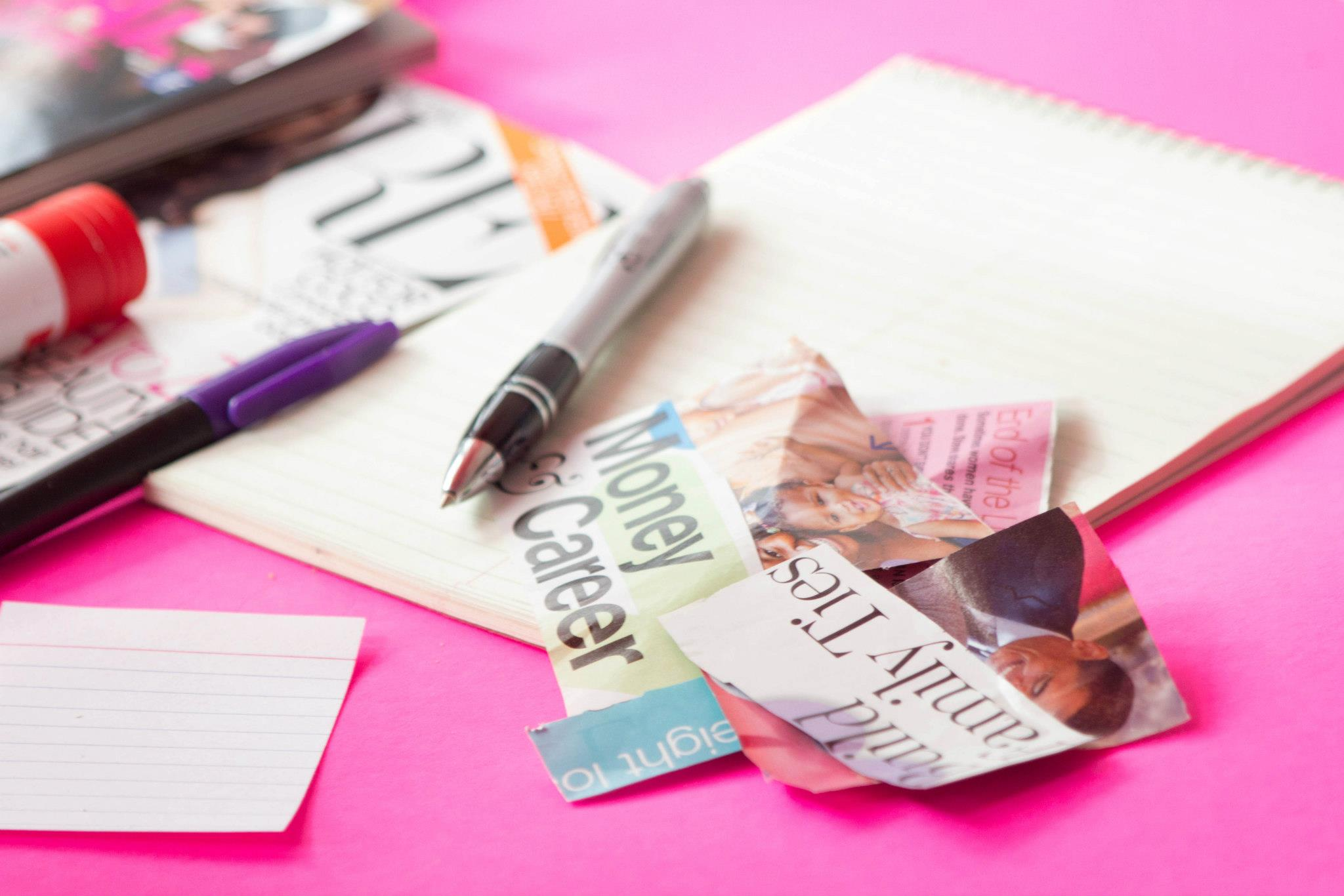 Dare to Dream: How I Manifest My Vision Board Thoughts into Real Life Things