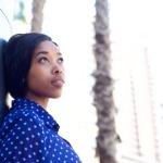 Woman-Reflecting