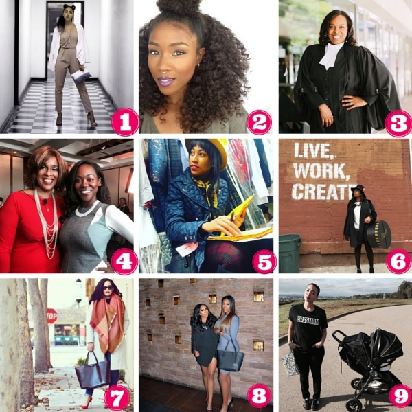 9 Fly Girls Who Inspire My #GirlBoss Career