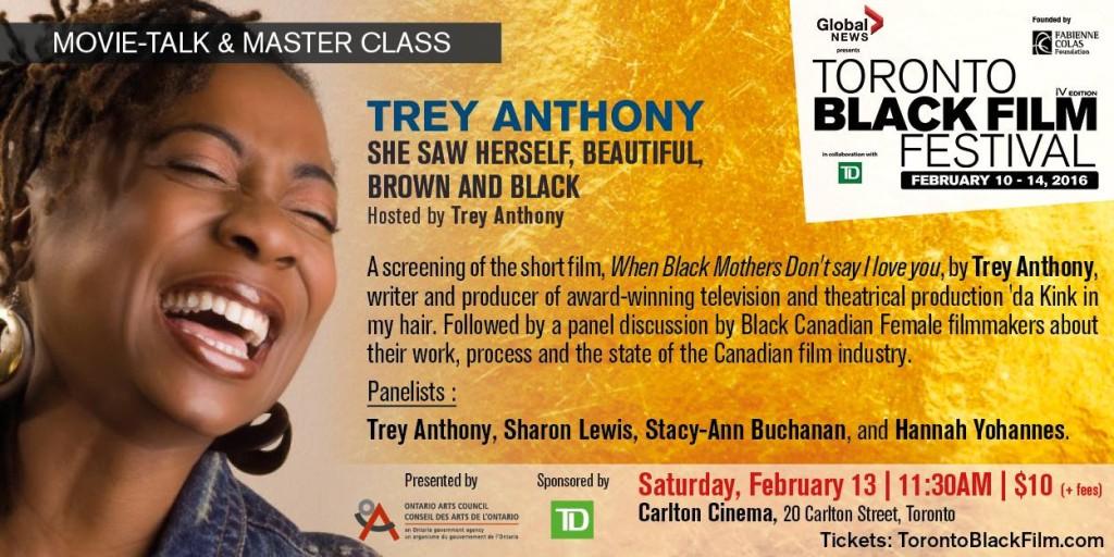 When Black Mothers Don't Say I Love You @ Carlton Cinema   Toronto   Ontario   Canada