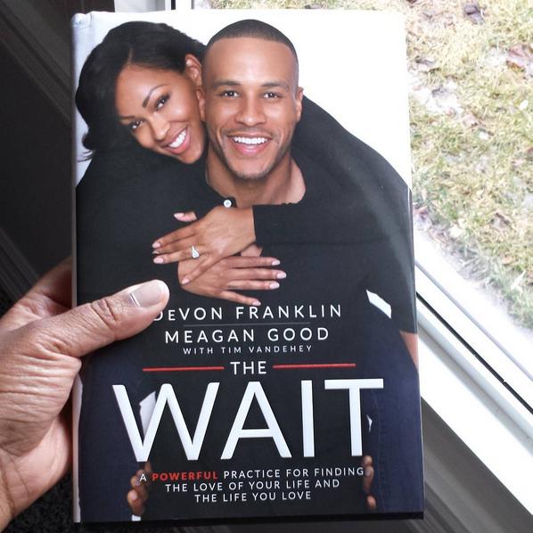 Books: The Wait – By Devon Franklin & Meagan Good