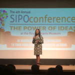 Pauleanna Reid Shares Her Success Principles with Young Professionals at the 4th Annual SIPO Conference
