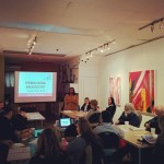 I Gave A Presentation On Personal Branding at Lakeshore Arts