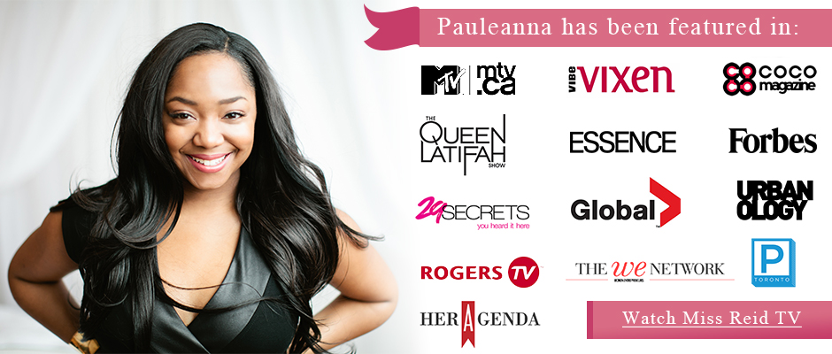Pauleanna Reid Featured In