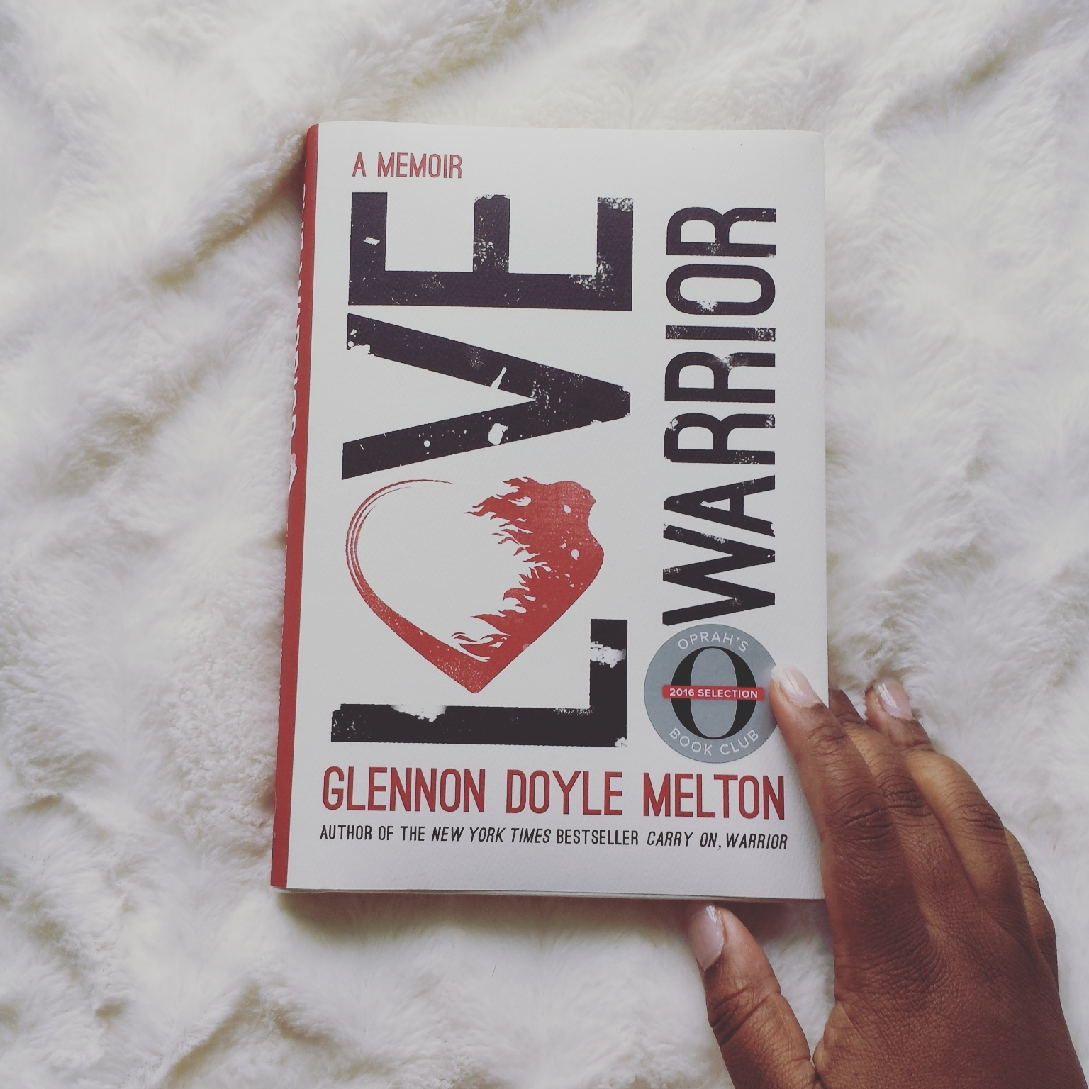 BOOKS: Love Warrior By – Glennon Doyle Melton