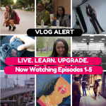 Live. Learn. Upgrade | Episodes 1 – 5