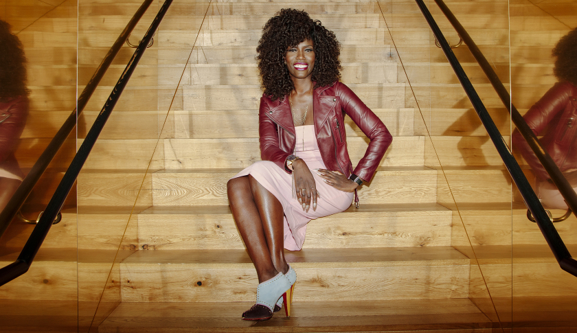 Uber Chief Brand Officer, Bozoma Saint John on Bringing Her 'Whole Self' to Work