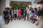 Black Pearls with scholarship winners